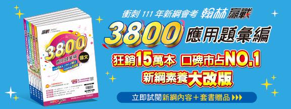 輔材3800